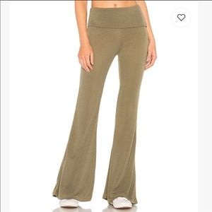 Free People Movement Division Flare Pants